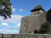 Castle Helfstyn — Stock Photo