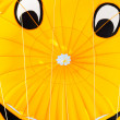 Parachute with smile — Lizenzfreies Foto
