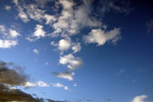 The clouds — Stock Photo