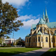 Stock Photo: Cathedral in Lodz