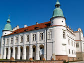 The Baranow Sandomierski castle — Stock Photo