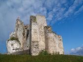 The Mirow castle, ruins on Silesia — Stock Photo