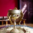 Golden chalice bishop's, Poland — Stock Photo #12829267