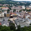Stock Photo: Old town in Nachod city, Czech Republic