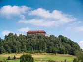 Pecka Castle, Czech Republic — Stock Photo