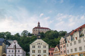 Castle Nachod, Czech Republic — Stock Photo
