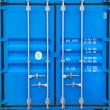Doors of container — Stock Photo #26005185