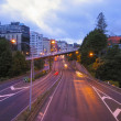 Royalty-Free Stock Photo: Wellington's highway