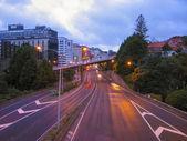 Wellington's highway — Stock Photo