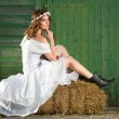 Funky Bride - Stock Photo