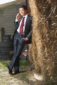 Business Calls — Stock Photo