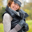 Dress Warm for Winter — Stock Photo