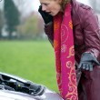 Help, I Need a Mechanic — Stock Photo