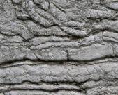 老年的墙体扭曲和波纹石效果 — 图库照片