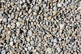 Pebbles and stones background  — Stock Photo