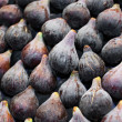 Stock Photo: Figs exposed for sale