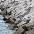 Royalty-Free Stock Photo: Breakwater