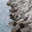 Foto de Stock  : Breakwater