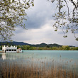 Stock Photo: Lake Banyoles