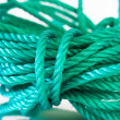 Stock Photo: Nylon rope