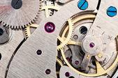 Clock machinery — Stock Photo