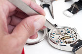 Watchmaker Tools — Stock Photo