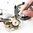 Clock repair — Stock Photo #27551431