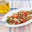 Lentil Salad — Stock Photo