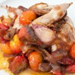Stewed Quail — Stock Photo