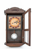 Pendulum clock — Stockfoto