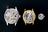 Vue montres machines — Photo