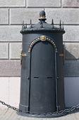 Guard posts — Stock Photo
