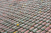 Detail of a Roof — Stock Photo