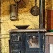 Old kitchen — Stockfoto