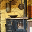 Old kitchen — Foto Stock
