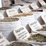 Medicinal herbs — Stock Photo #36071107