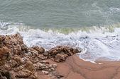Skalnaté pobřeží — Stock fotografie