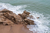 Rocky coast — Stock Photo