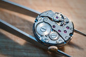 Repair of watches — Stockfoto
