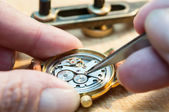 Repair of watches — Photo