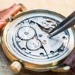 Repair of watches — Stock Photo #37708153