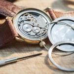 Repair of watches — Stock Photo #37709307
