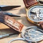 Repair of watches — Stock Photo #37709721