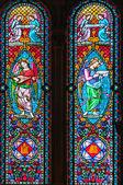Church window — Stock Photo