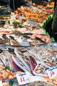 Mercado de peixe — Fotografia Stock