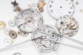 Riparazione di orologi — Foto Stock