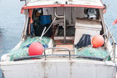 Fiskebåtar — Stockfoto