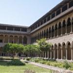 Monastery of Pedralbes Barcelona - Spain — Stock Photo #48039421