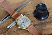 Réparation de montres — Photo