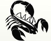 Escorpião — Foto Stock